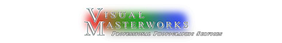 Visual Masterworks – Professional Photography logo